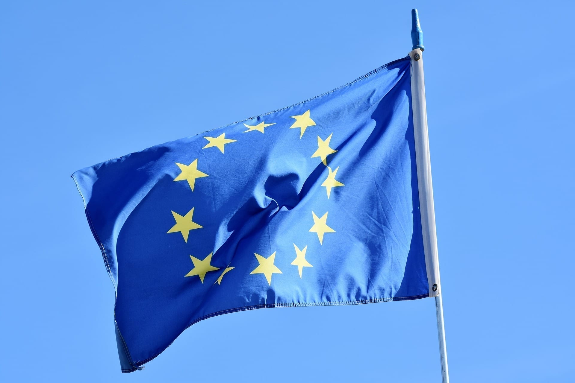 Unión Europea, Eurozona, bandera
