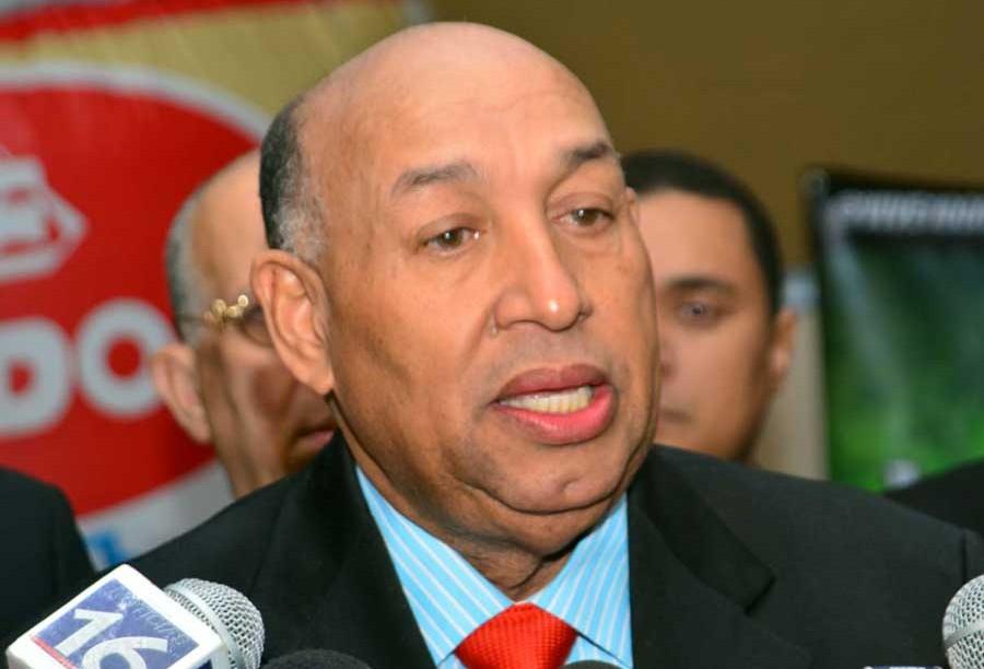 Antonio Cruz Rojas, presidente de Conacerd.
