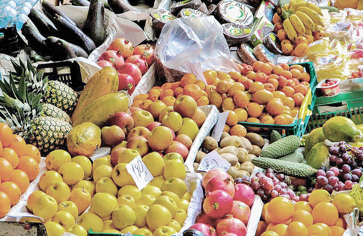 frutas exportaciones agropecuarias