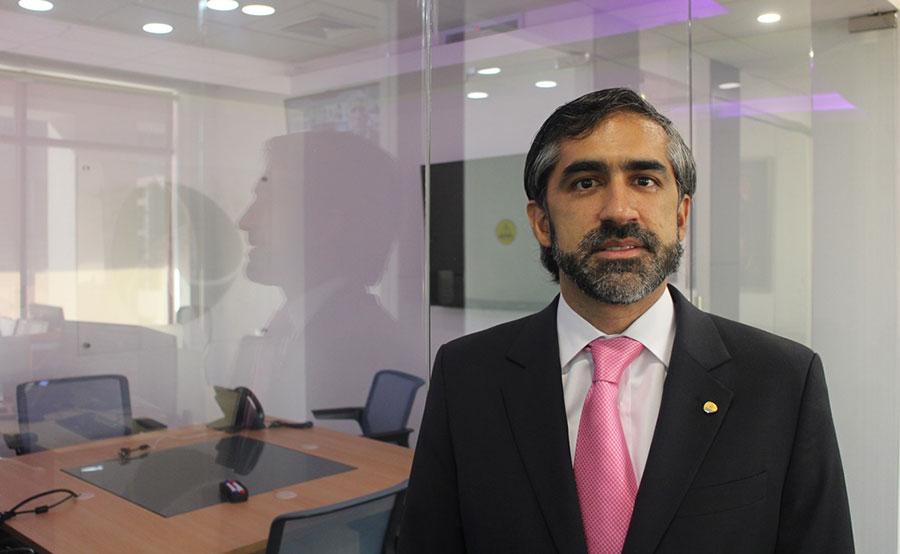 Gabriel Tineo, gerente general de BHD Fondos.
