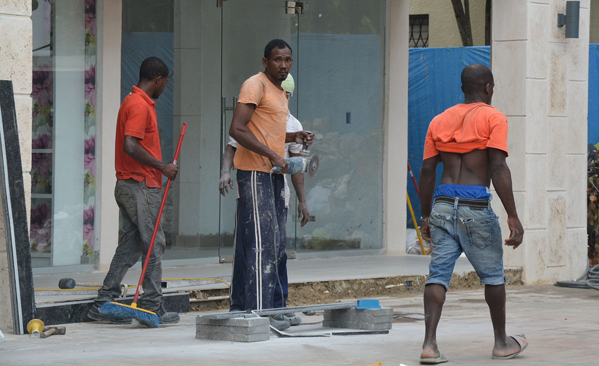 haitianos migracion