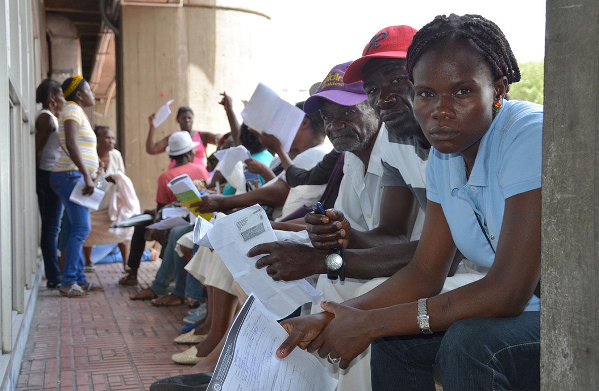 haitianos regularizacion migracion