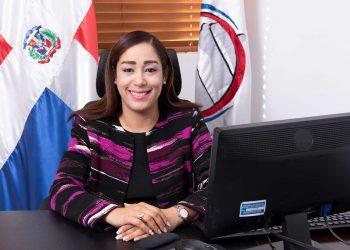 Helen Hasbún, doctora en Comunicación y docente de la Universidad Autónoma de Santo Domingo (UASD).