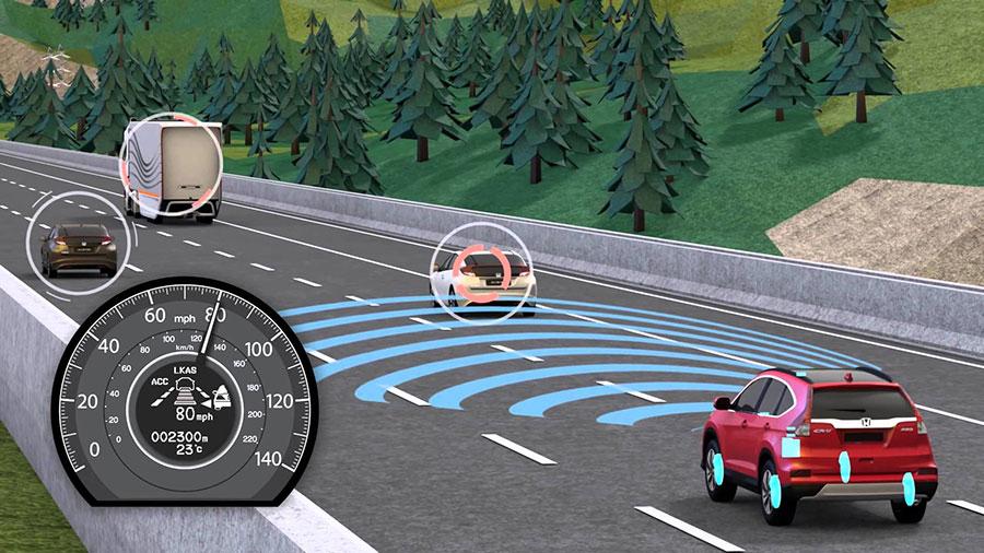 El Ministerio de Transporte de Japón ya contempla el acondicionamiento de las autopistas de todo el país para que funcionen conjuntamente con los sistemas de conducción automática para la próxima década.