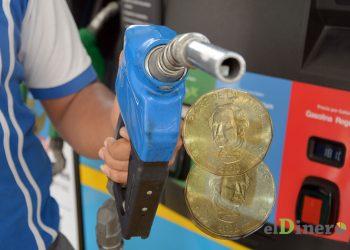 Los impuestos a los combustibles son el 10% de las recaudaciones. | Lésther Álvarez