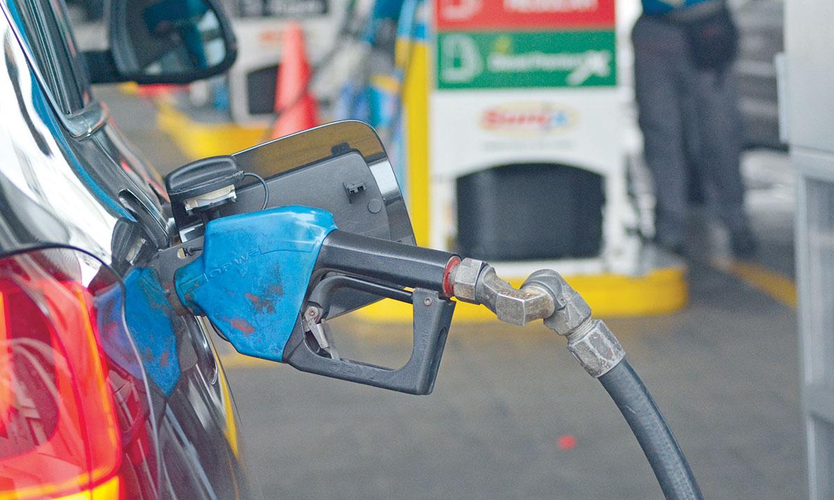 impuesto selectivo consumo gasilinas