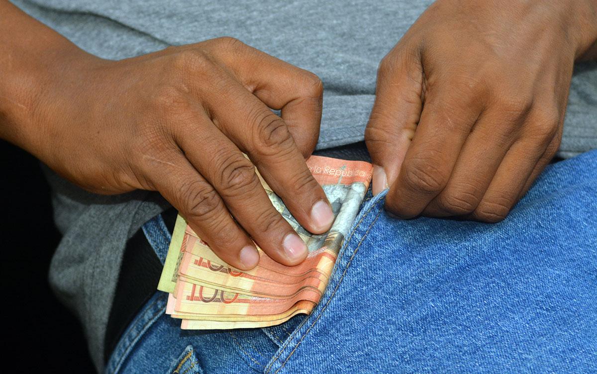 impuestos internos lavado de activos