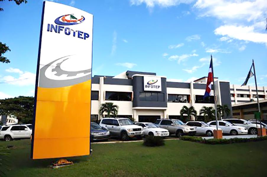 infotep desarrollo dominicano