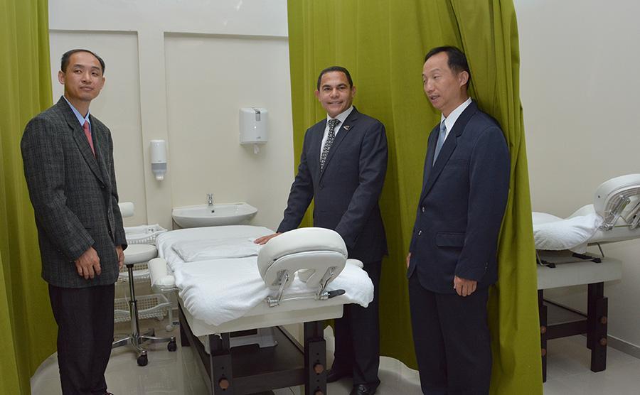 Infotep cuenta con el apoyo de Taiwán para la preparación técnica.