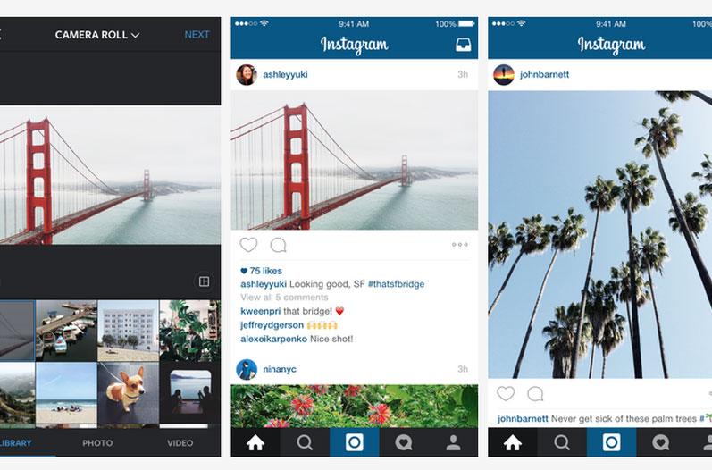 Instagram anunció que todos sus filtros estarán disponibles de forma indistinta tanto para fotos como para vídeos.
