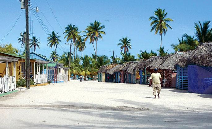 Isla Saona es una reserva natural y un atractivo turístico.