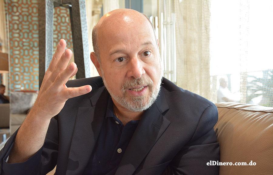 Italo Pizzolante es ingeniero civil, con master en comunicación política de la Universidad Autónoma de Barcelona y un doctorado en comunicación organizacional en la Universidad Jame I de España. /Gabriel Alcántara