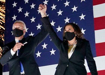 El congreso de los Estados Unidos ha ratificado la victoria de Joe Biden y Kamala Harris como presidente y vicepresidenta.