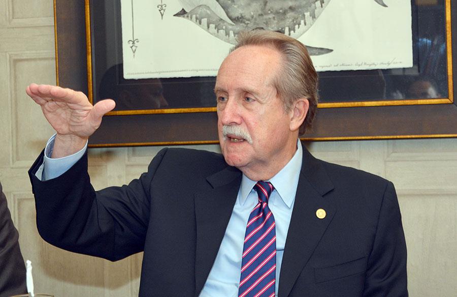 José Manuel López Valdés, presidente de la Asociación de Bancos Comerciales de la República Dominicana.