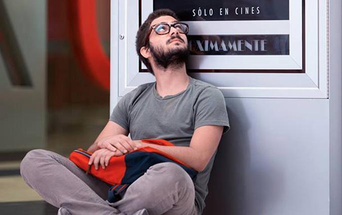 José María Cabral es uno de los principales directores de cine del país.   José Elías de eliax.com