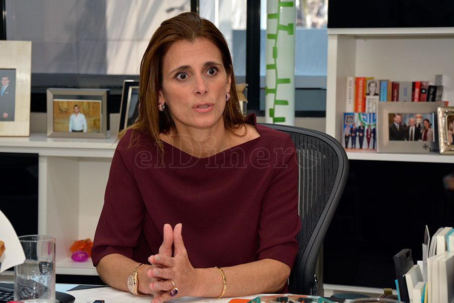 Ligia Bonetti, presidente del grupo SID. | Lésther Álvarez