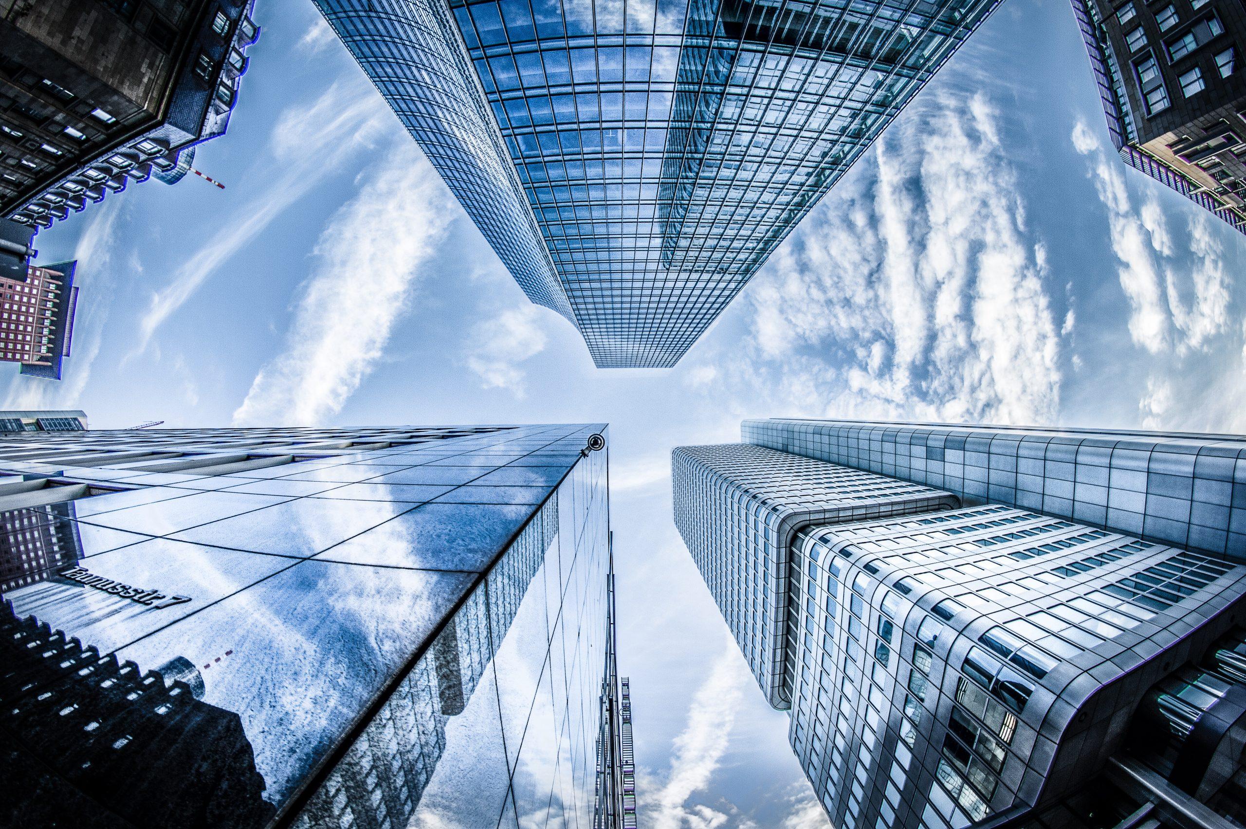 Empresas, rascacielos