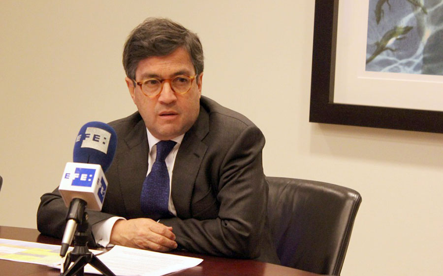 Luis Alberto Moreno, presidente del Banco Interamericano de Desarrollo (BID).