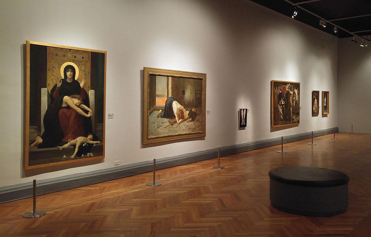 mercado artes visuales