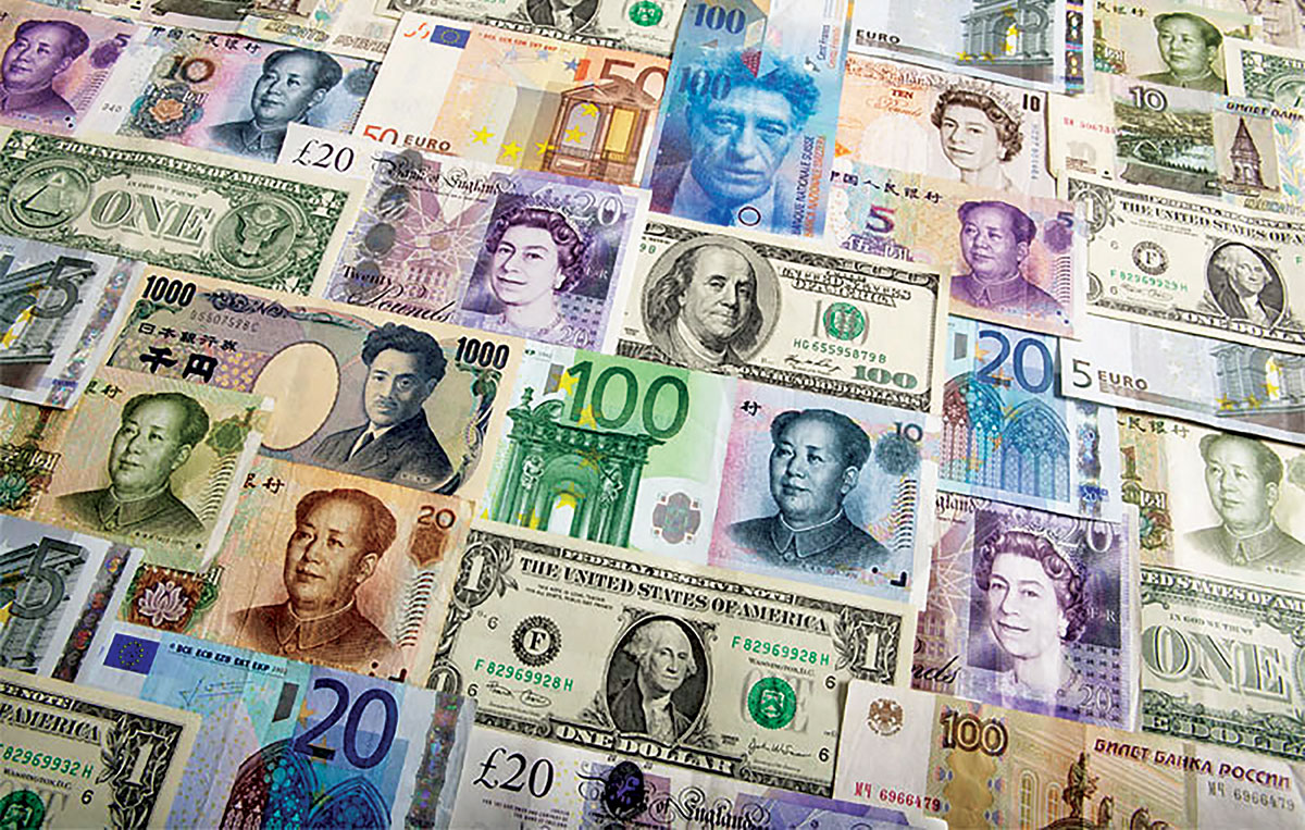 mercado cambiario de america latina