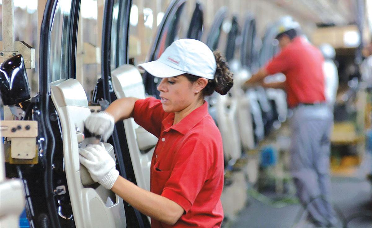 mercado laboral centroamerica