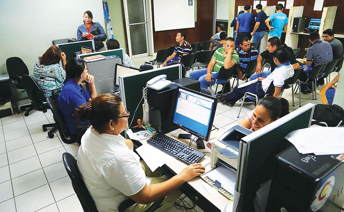mercado laboral trabajo