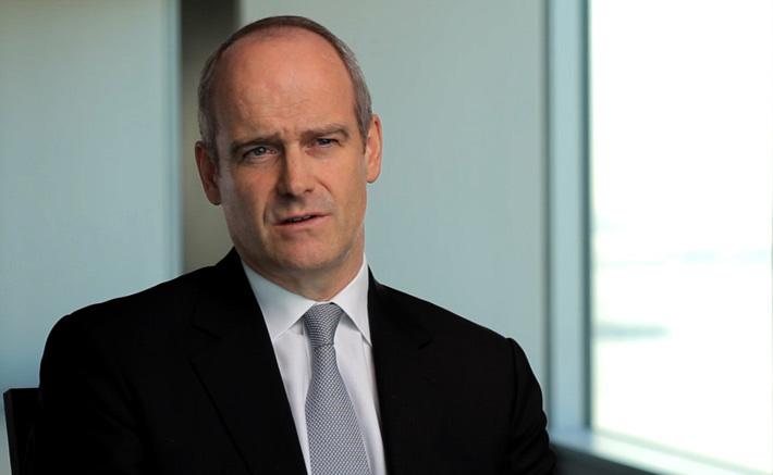Michael Evans, nuevo presidente de del gigante del comercio electrónico Alibaba.   Fuente externa