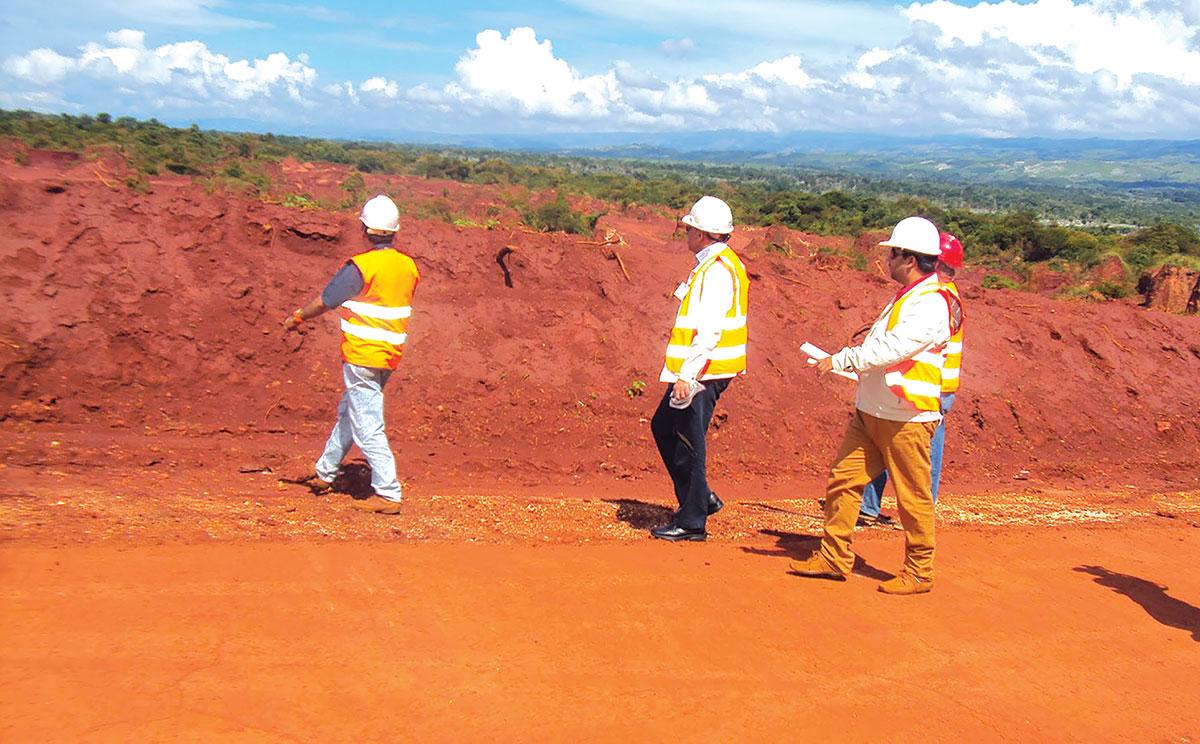 mineria bauxita pedernales