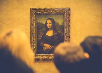Mona lisa, Galería de arte, mercado del arte