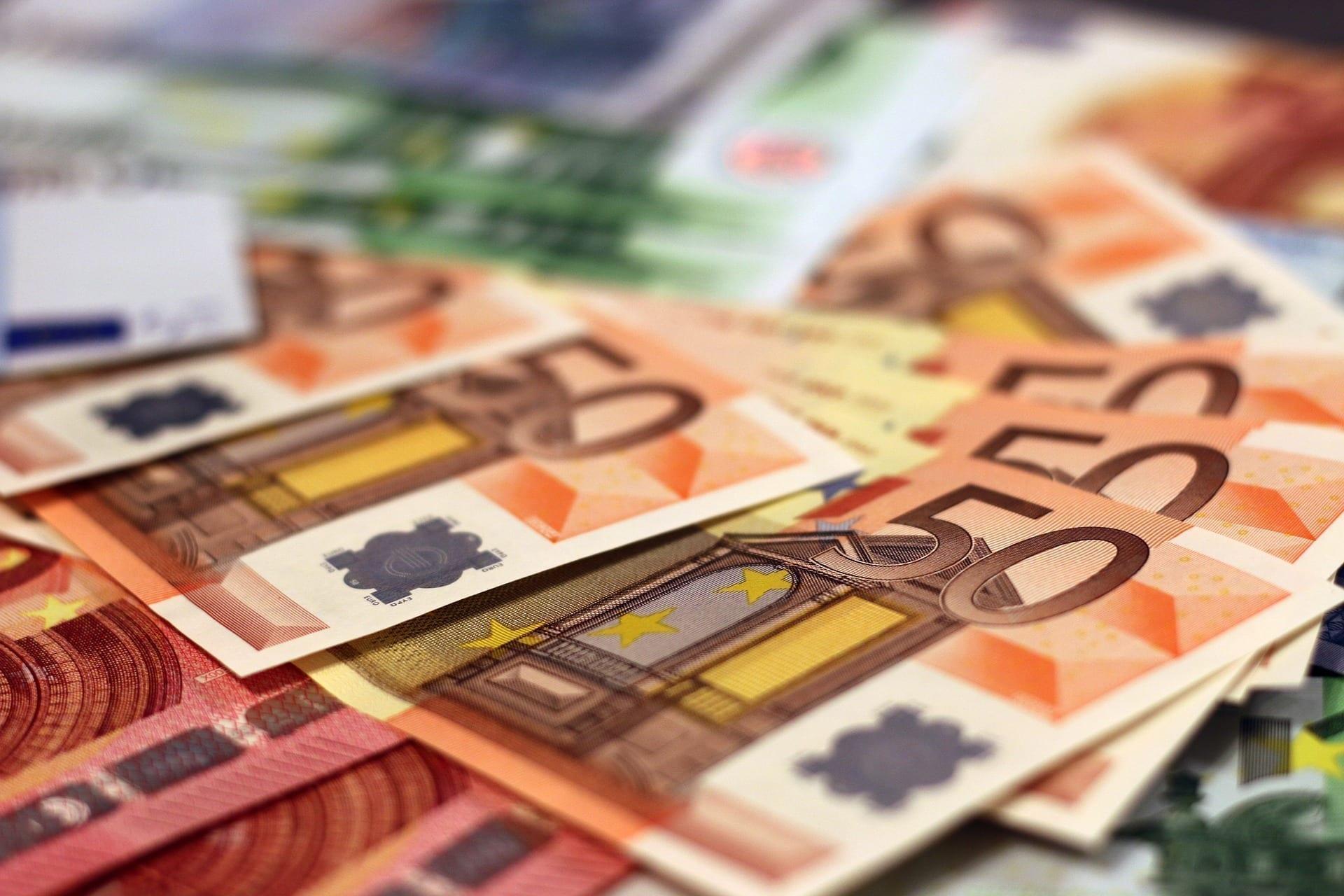 Euro dinero