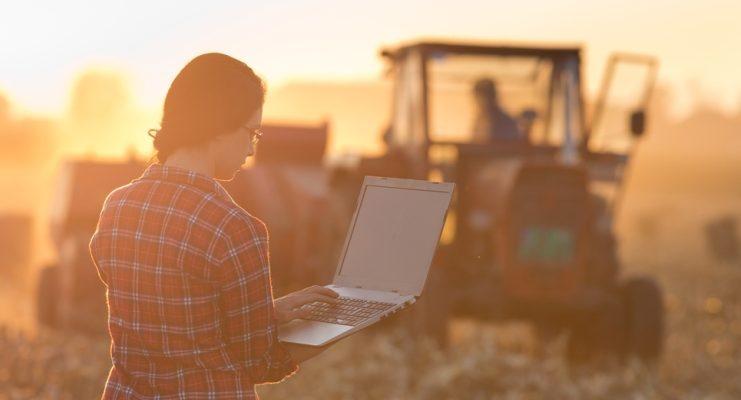tecnología agrícola, agricultura