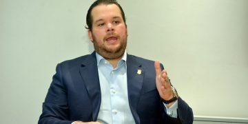 Orlando Jorge Villegas, diputado del Distrito Nacional por el Partido Revolucionario Moderno (PRM). | Lésther Álvarez
