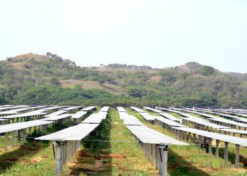 Se instalaron un total de 268,200 paneles en el parque solar Girasol, con capacidad para abastecer  el equivalente a 100,000 hogares. | Lésther Álvarez