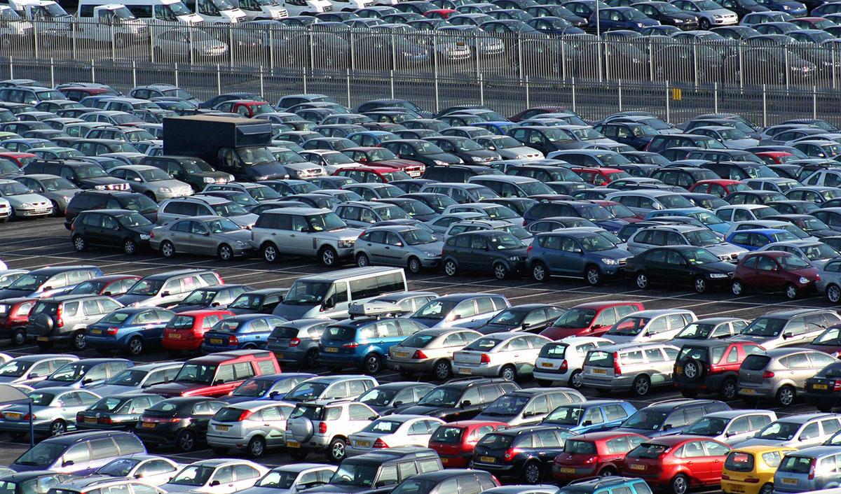 parque vehicular importacion