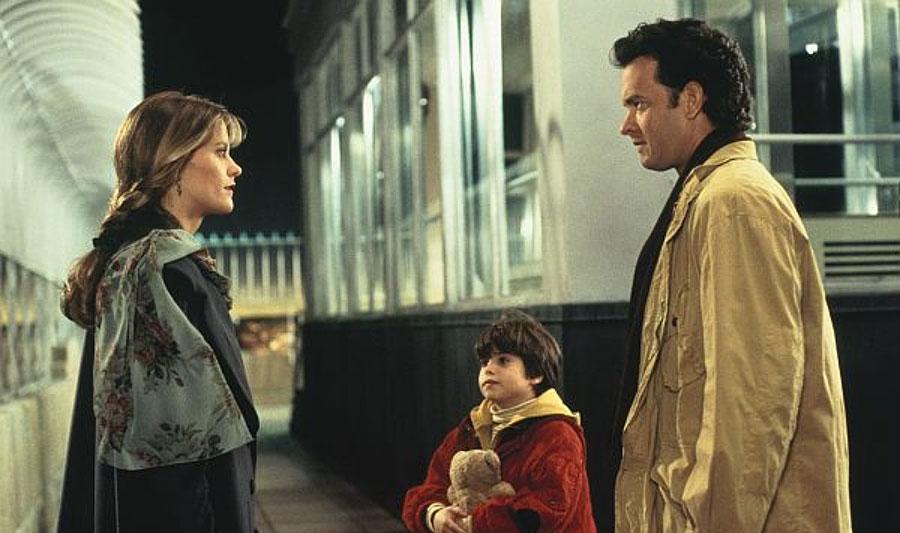 """""""Sintonía de amor"""" se convirtió en un clásico del drama romántico en temporada de Navidad."""