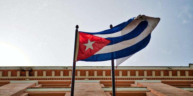 La Habana, Cuba, Bandera de Cuba