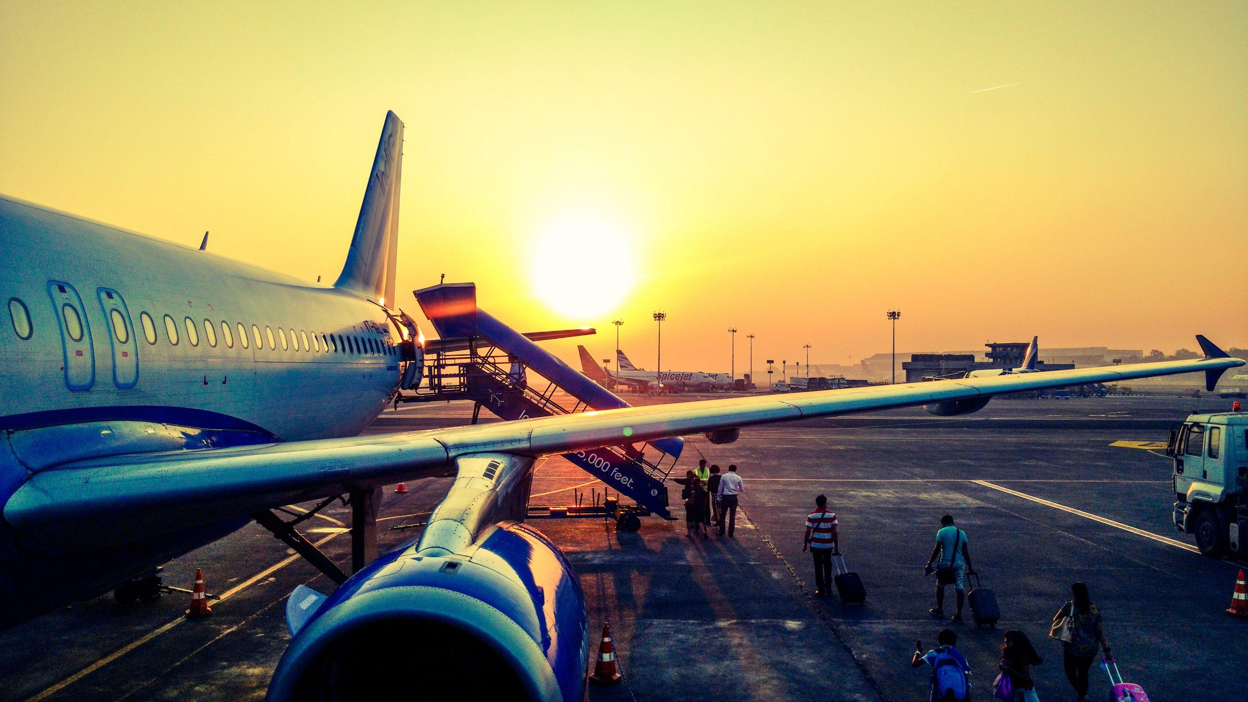 vuelos avión pasajeros
