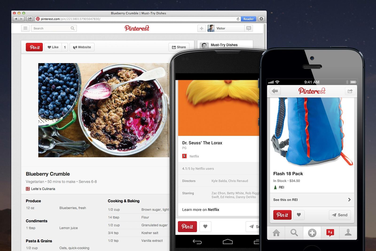 economía/empresas. pinterest espera alcanzar una valoración de 8.175 millones c