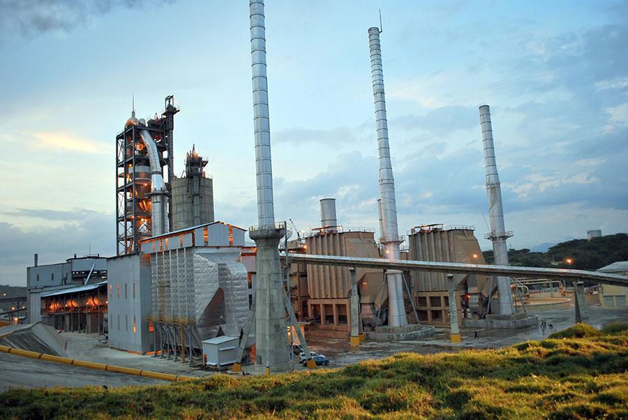 La industria dominicana del cemento ha demostrado una capacidad de innovación que la colocan en un buen nivel en la región.