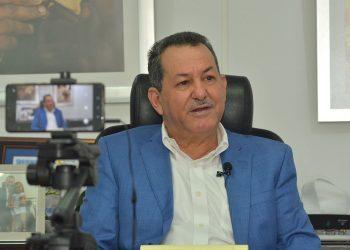 Porfirio Peralta, director de Promipyme y Banca Solidaria.