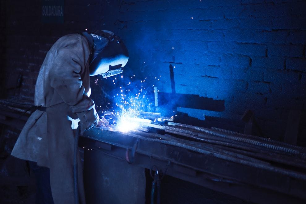 producción industrial china
