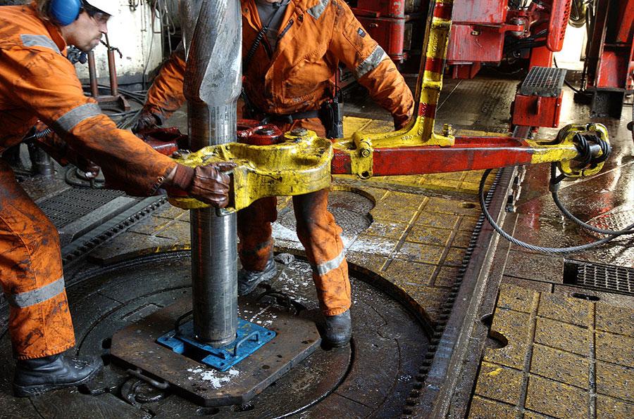 produccion de petroleo
