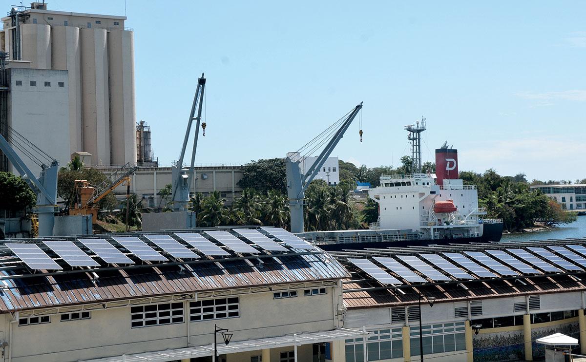 productividad energetica republica dominicana