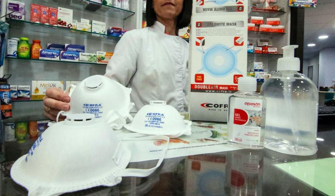 productos medicamentos coronavirus
