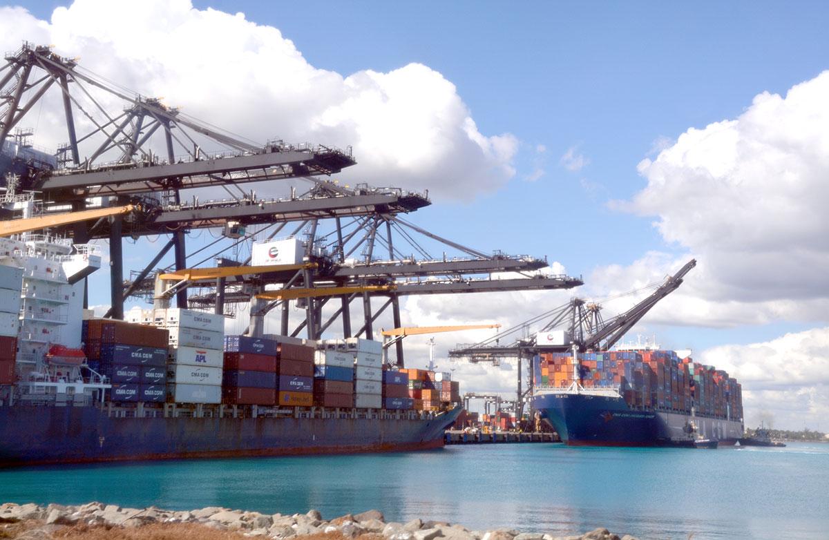 puerto de carga inversion extranjera