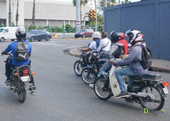Las motocicletas representan el 55% del parque vehicular dominicano. | Lésther Álvarez
