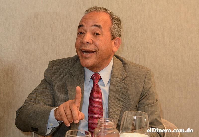 Rubén Jiménez Bichara, vicepresidente ejecutivo de la CDEEE.
