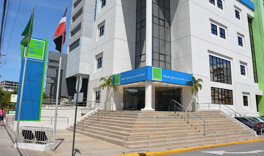 Sede del Senasa en Santo Domingo.