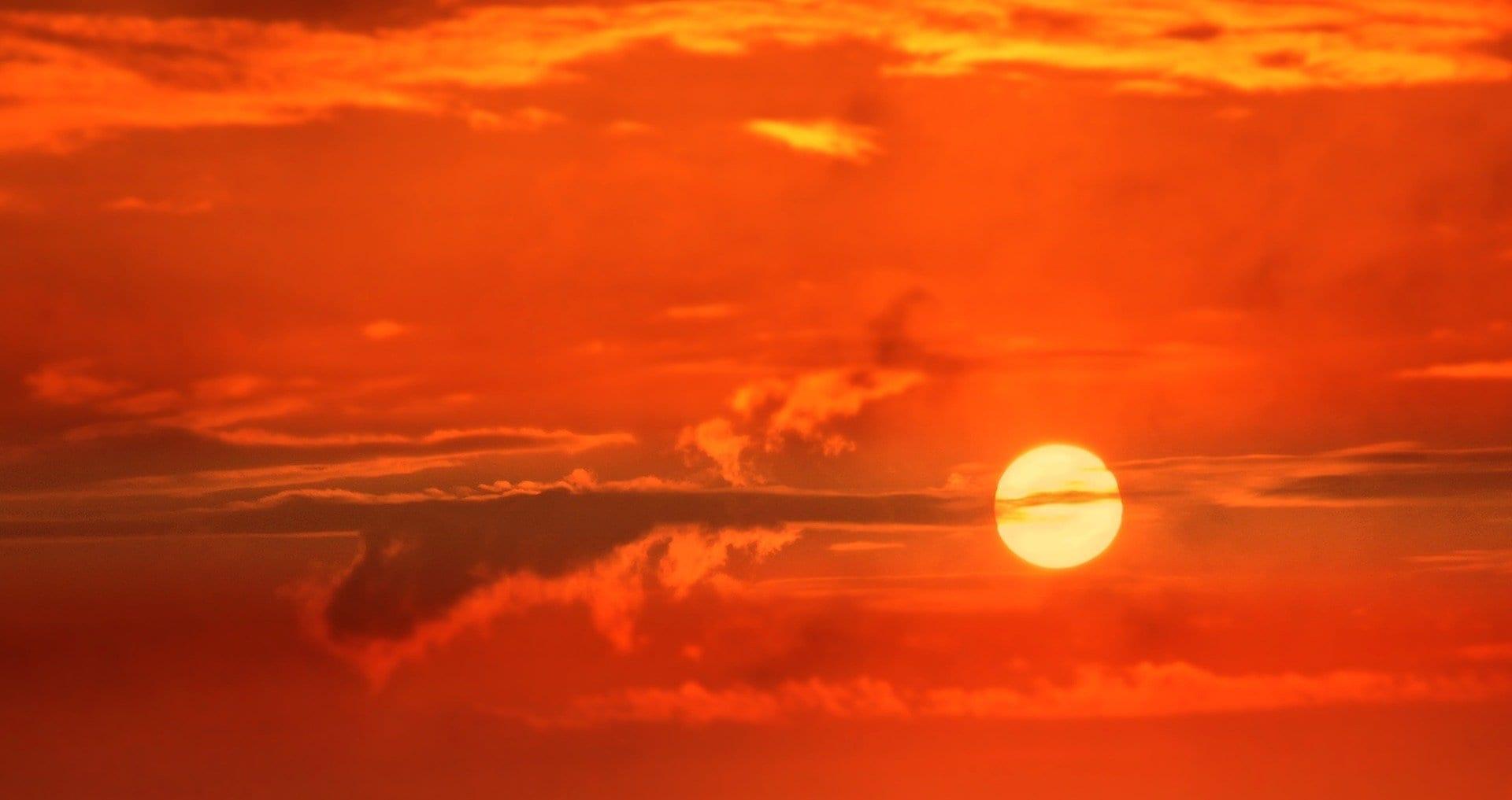 Sol, radiación solar, rayos UV, ultravioleta, cambio climático