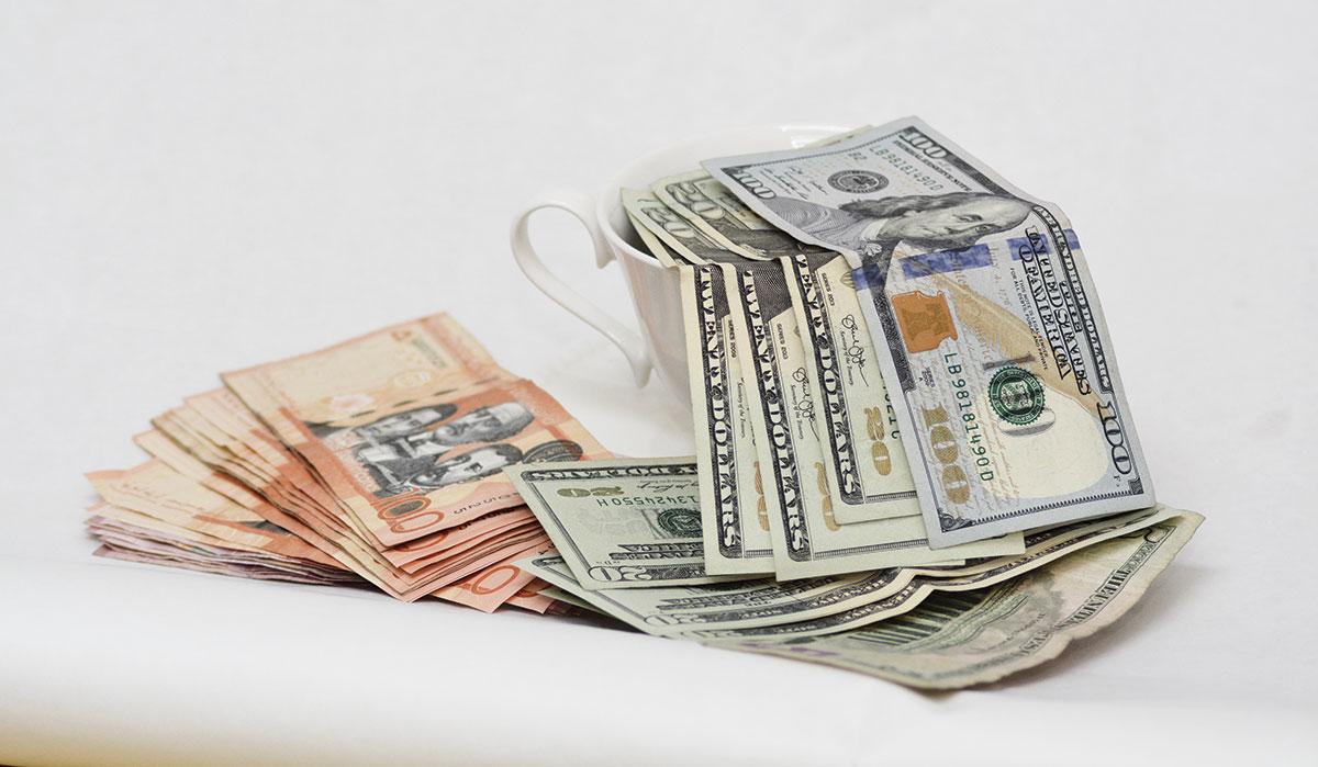 tasa de cambio dolar